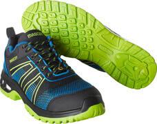 F0130-849-09888 Chaussures de sécurité basses - Noir/Anthracite