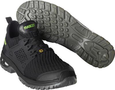 F0132-996-09 Chaussures de sécurité - Noir
