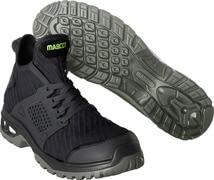 F0133-996-09 Chaussures de sécurité hautes - Noir