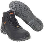 F0135-902-09 Chaussures de sécurité hautes - Noir