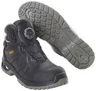 F0136-902-09 Chaussures de sécurité hautes - Noir
