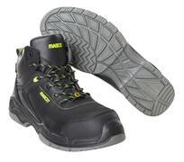 F0143-902-09 Chaussures de sécurité hautes - Noir