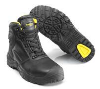 F0165-902-0907 Bottes de sécurité - Noir/jaune