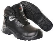 F0220-902-09 Chaussures de sécurité hautes - Noir
