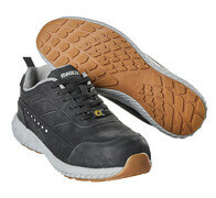 F0303-901-09 Chaussures de sécurité - Noir