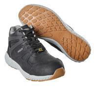 F0304-901-09 Chaussures de sécurité hautes - Noir