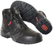 F0452-902-09 Chaussures de sécurité hautes - Noir