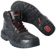 F0455-902-09 Chaussures de sécurité hautes - Noir
