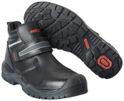 F0457-902-09 Chaussures de sécurité hautes - Noir