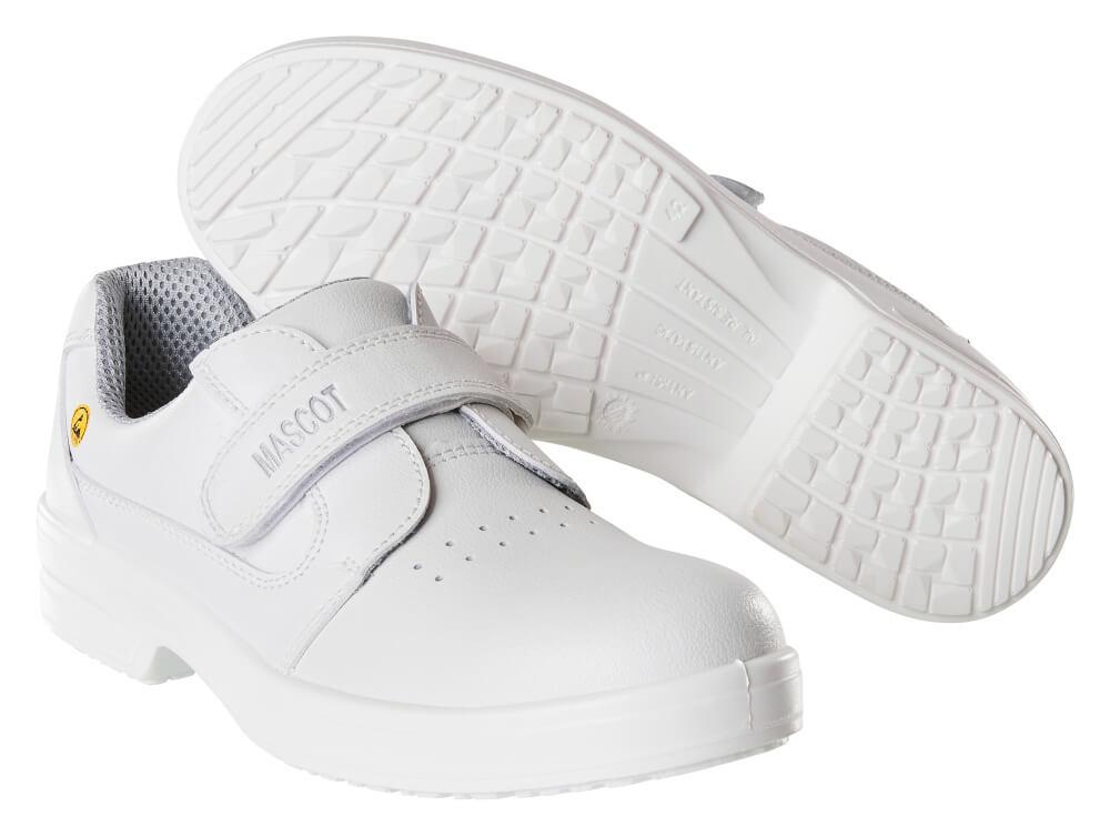 F0802-906-06 Chaussures de sécurité - Blanc