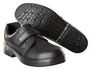 F0802-906-09 Chaussures de sécurité - Noir
